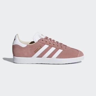 Кроссовки Gazelle ash pink / ftwr white / linen CQ2186