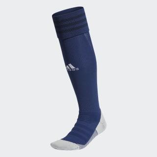 Calcetines a la rodilla AdiSocks Dark Blue / Collegiate Navy / White FM1822
