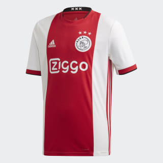 Ajax Heimtrikot Bold Red / White / Black EI7380
