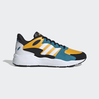 Crazychaos Schuh Active Gold / Cloud White / Active Teal EF1059