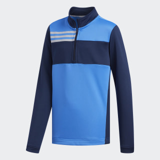 Colorblocked Layer Sweatshirt True Blue DP5902