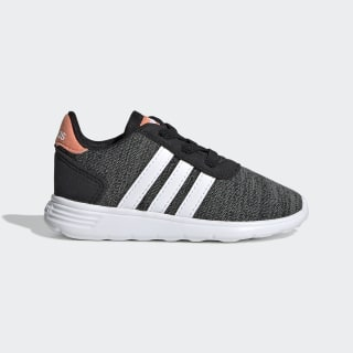 Sapatos Lite Racer Core Black / Cloud White / Semi Coral EE6973