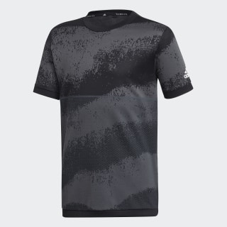 Polera Camouflage black / grey six DV1400