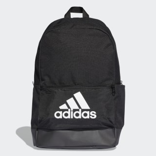 Classic Badge of Sport Backpack Black / Black / White DT2628