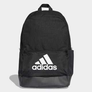 Classic Badge of Sport Backpack Black / Black / White DT2628
