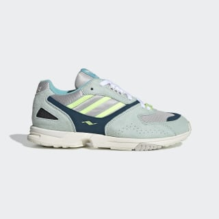 ZX 4000 Shoes Ice Mint / Hi-Res Yellow / Grey One EE4836