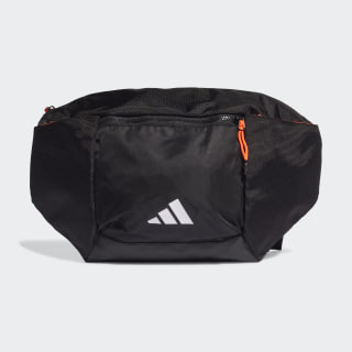 Parkhood Crossbody Bag Black / Black / Solar Red FJ1122