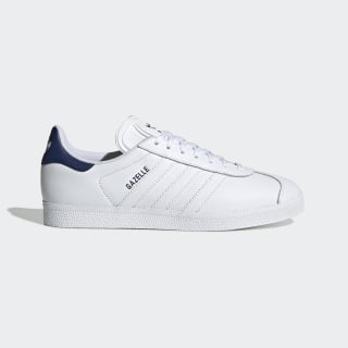 Gazelle Shoes Cloud White / Cloud White / Dark Blue FU9487
