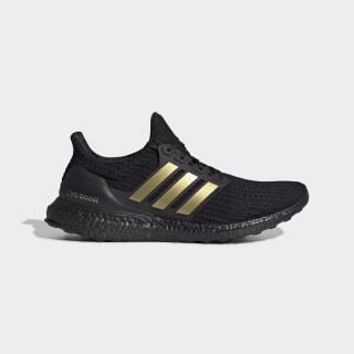 Sapatos Ultraboost DNA Core Black / Gold Metallic / Core Black FU7437