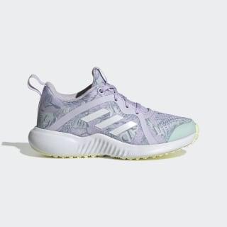 FortaRun X Shoes Purple Tint / Cloud White / Dash Green EF9707