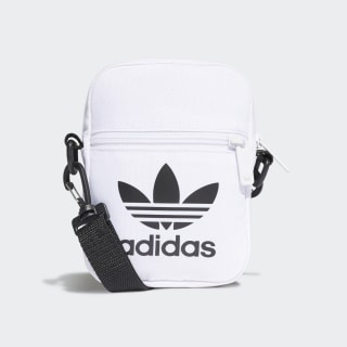 Trefoil Festival Bag White FS6007