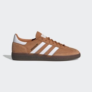 Sapatos Handball Spezial Tech Copper / Cloud White / Gold Metallic EE5730