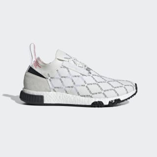 NMD_Racer GTX Shoes Beige / Cloud White / Shock Red BD7725