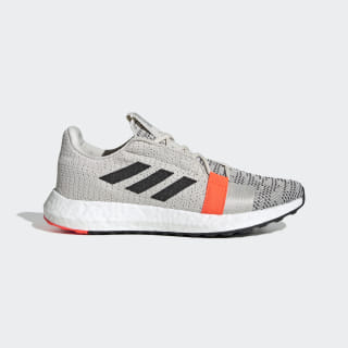 Tênis Senseboost Go Raw White / Core Black / Solar Red G26944