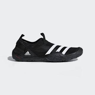 Climacool Jawpaw Slip-On Shoes Core Black / Cloud White / Silver Metallic M29553