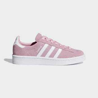 Campus Schuh Light Pink / Ftwr White / Ftwr White CG6643