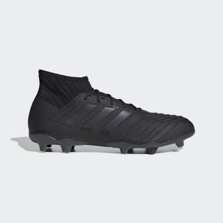 Bota de fútbol Predator 19.2 césped natural seco Core Black / Core Black / Utility Black F35603