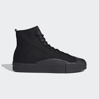 Высокие кроссовки Y-3 Yuben Black / Black / Black EH1385