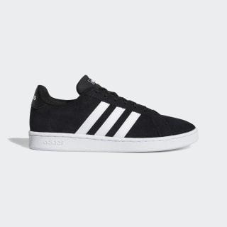 Grand Court Shoes Core Black / Cloud White / Cloud White F36414