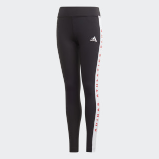 adidas Athletics Club Tights Black / White FM4808