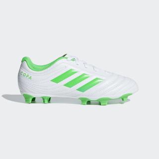 Chimpunes de Fútbol Copa 19.4 Multiterreno Cloud White / Solar Lime / Cloud White D98089