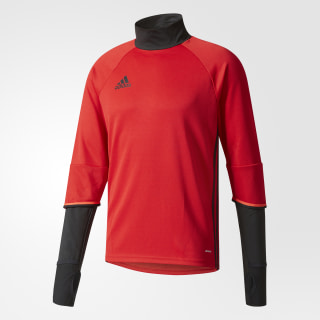 Training Top Condivo16 Scarlet/Black S93542