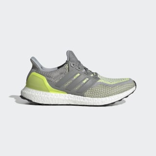 Ultraboost All Terrain Ltd Shoes Charcoal Solid Grey / Charcoal Solid Grey / Solar Yellow BB4145