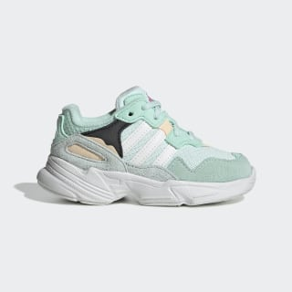 Yung-96 Shoes Ice Mint / Cloud White / Clear Orange F35279