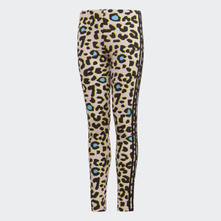 Calzas LZ AOP LEGGINGS Multicolor / Black FM9994