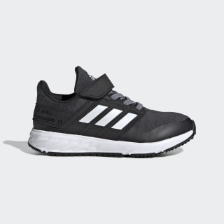 FortaFaito Shoes Dark Grey Heather / Cloud White / Core Black EE7309