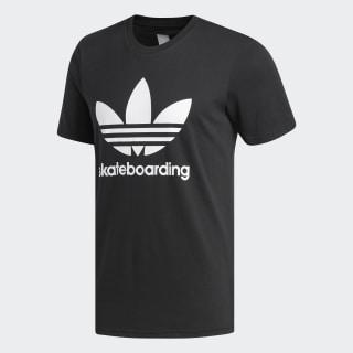 Camiseta Clima 3.0 Black / White CW2349