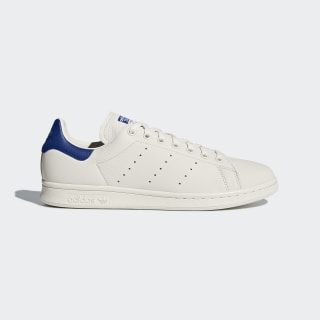 Stan Smith Shoes Chalk White / Chalk White / Collegiate Royal B37899
