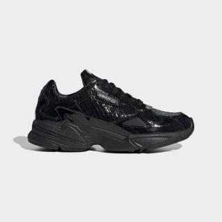 Zapatillas FALCON W Core Black / Core Black / Collegiate Purple CG6248