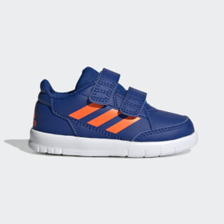 Scarpe AltaSport Collegiate Royal / Solar Orange / Cloud White G27108