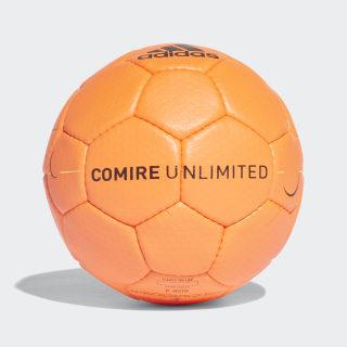 Piłka Comire Unlimited Hi-Res Orange / Black / Shock Yellow CX6912