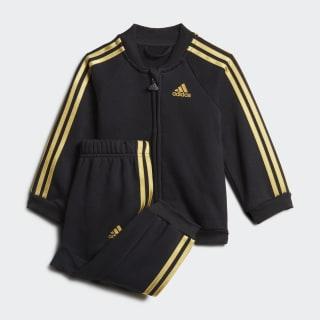 Holiday træningssæt Black / Gold Met. ED1149