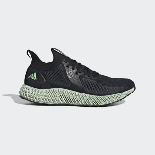Tenis AlphaEdge 4D - Star Wars Core Black / Cloud White / Clear Onix FV4685