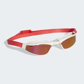 persistar race mirrored swim goggle Shock Red / Shock Red / Shock Red DQ1704