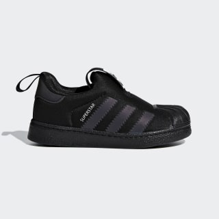 Zapatillas Superstar 360 core black / core black / ftwr white CG6580