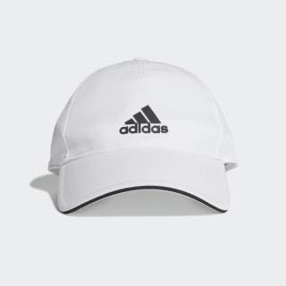 Boné AEROREADY Baseball White / Black / Black FK0878