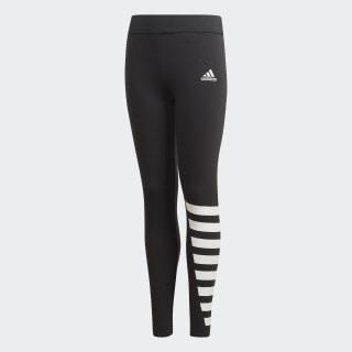 Calça Legging ID Black / White DV0303