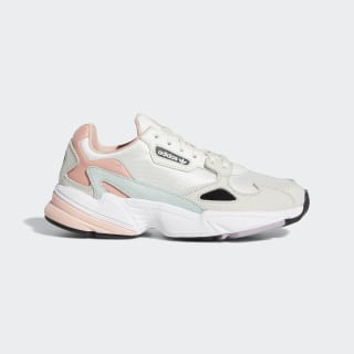 Chaussure Falcon Running White / Raw White / Trace Pink EE4149