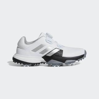 Junior Adipower Boa Shoes Cloud White / Silver Metallic / Core Black F33535