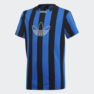 Maillot Stripes Black / Blue DV2910