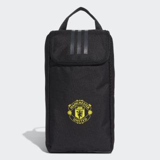 Bolsa para Calzado Manchester United Black / Solid Grey / Bright Yellow DY7690