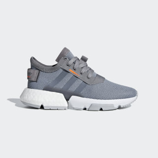POD-S3.1 Shoes Grey / Grey / Solar Orange B42055