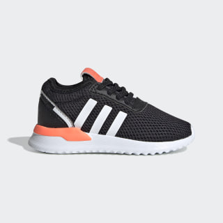 U_Path X Shoes Core Black / Cloud White / Signal Coral EG3453