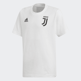 Juventus Turin Graphic T-Shirt White FI2375