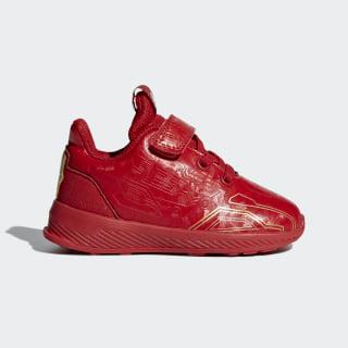 RapidaRun Avengers Shoes scarlet / scarlet / matte gold AH2686