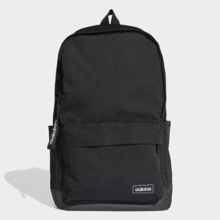 Classic Linear Logo Backpack Black / Black / White FL3673